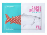 Увлажняющие патчи для носогубных складок FOREVERSKIN Salmon Line Patch 8 г: фото